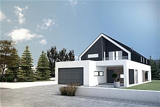 Projekt domu FX-24