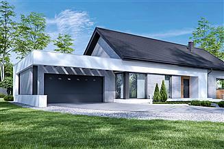 Projekt domu HomeKoncept-45 G2