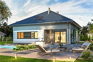 Projekt domu Tryton B
