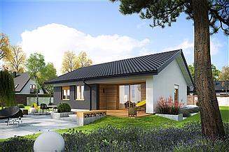 Projekt domu Mini 3 energo