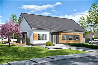 Projekt domu Domena 103