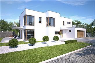 Projekt domu Imperia IV DCP286c