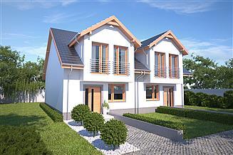 Projekt domu Segowia LMBL46