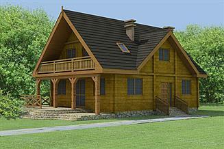 Projekt domu At-63