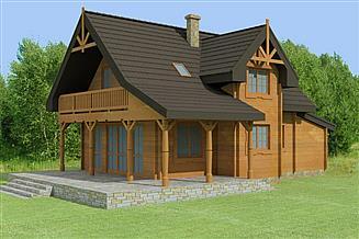 Projekt domu At-79