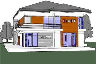 Projekt domu At-148