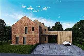 Projekt domu House x05