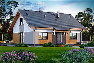 Projekt domu Santia BIS