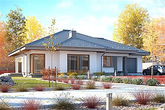 Projekt domu DZD-1