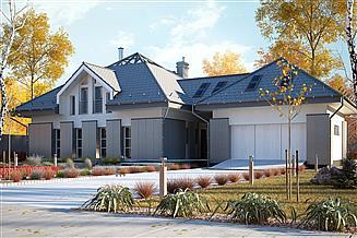 Projekt domu Latimona 2