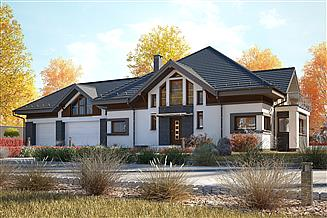 Projekt domu Lanella 3