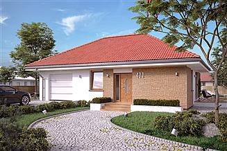 Projekt domu Imbir 3