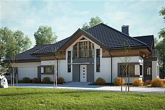 Projekt domu Lanella