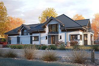Projekt domu Lanella 4