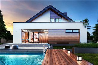 Projekt domu Gusto II