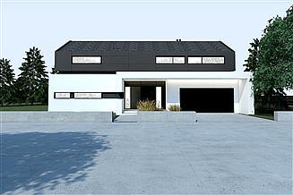 Projekt domu A-34