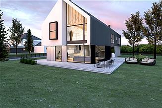 Projekt domu A-36