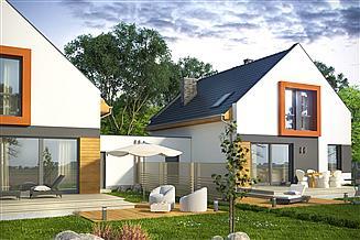 Projekt domu Pionier 3
