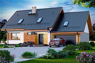 Projekt domu Torina BIS 2M