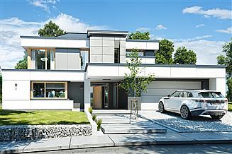 Projekt domu Willa Floryda 3
