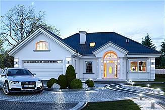 Projekt domu Dom na Parkowej 6