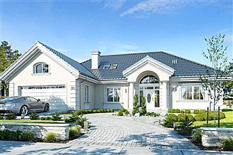 Projekt domu Willa Parkowa 4