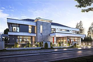 Projekt domu Rezydencja Floryda