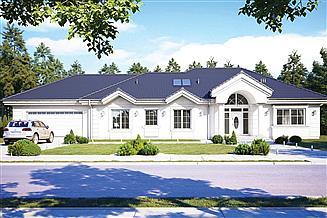 Projekt domu Willa Parkowa C