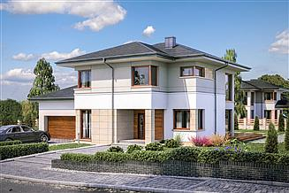 Projekt domu Domena 301 B