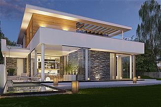 Projekt domu Villa design L
