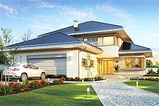 Projekt domu Dom z widokiem 3 F