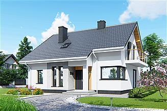 Projekt domu APS 286