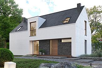 Projekt domu Blanka