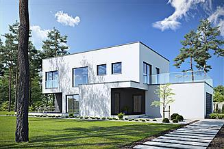 Projekt domu Wyważony D29
