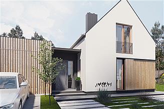 Projekt domu Oslo