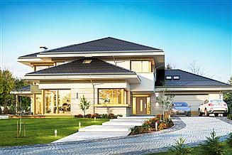 Projekt domu Dom z widokiem B