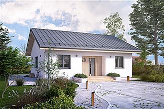 Projekt domu Fistaszek
