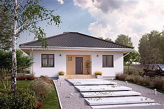 Projekt domu Fistaszek 2