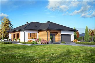 Projekt domu Arkowo g2