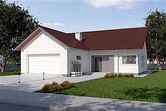 Projekt domu N4-G2