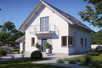 Projekt domu N5-G1