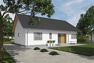 Projekt domu N3-BG