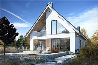 Projekt domu Dostępny 6