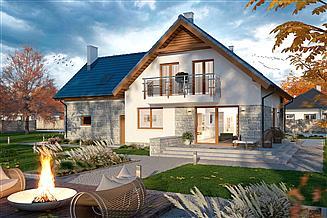 Projekt domu Puk 3 G2