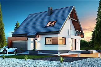 Projekt domu Lolek II N 2G