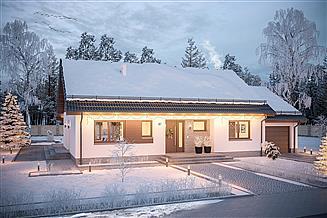Projekt domu Tamara modern WZ