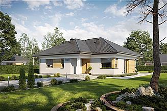 Projekt domu TK334