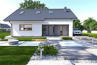 Projekt domu Faro