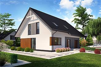 Projekt domu Domena 202 A