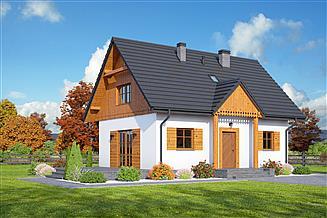 Projekt domu Hoczew 12